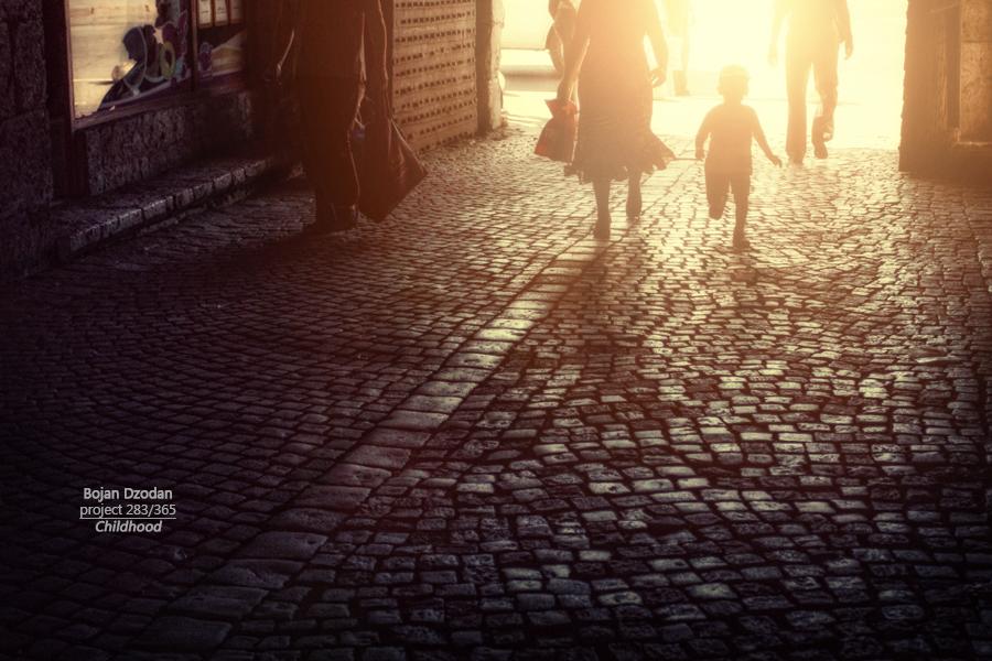ChildHood by Dzodan