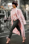 Parading in Pink