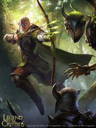 Prince of the elves Advanced by JackWangLei