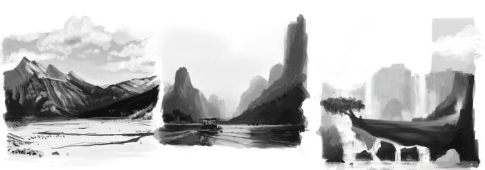 Photo Study / Personal Sketches
