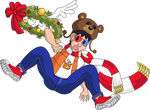 Newgrounds Secret Santa: VegaSlash by Schreckengast