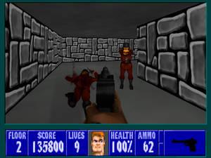 Wolfenstein 3D Source