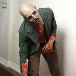 Zombie Prosthetic Makeup