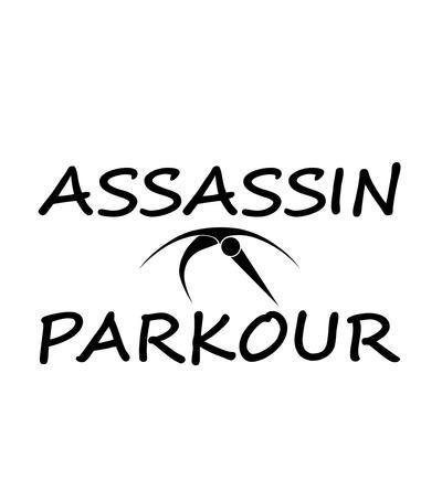 Assassin Parkour Logo By VictorianSpectre