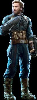 Captain America Infinity War PNG