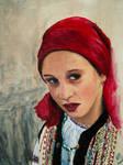 Romanian Folk Dancer