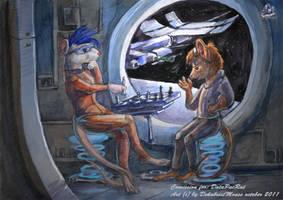 Space Chess by DataPacRat
