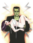 Frankenstein lovers