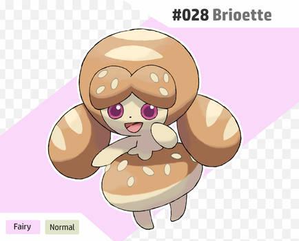 #028 Brioette