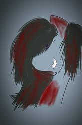 My new avatar (warning blood)