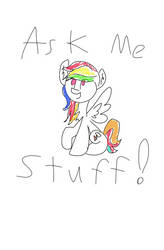 Ask Rainbow Dash
