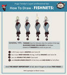 Drawing Tips - How to Draw Fishnets
