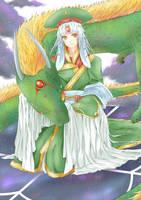 Dragon Year by Ritzueli