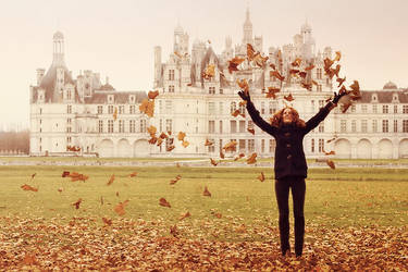 Vive l'automne by harald-muehlhoff