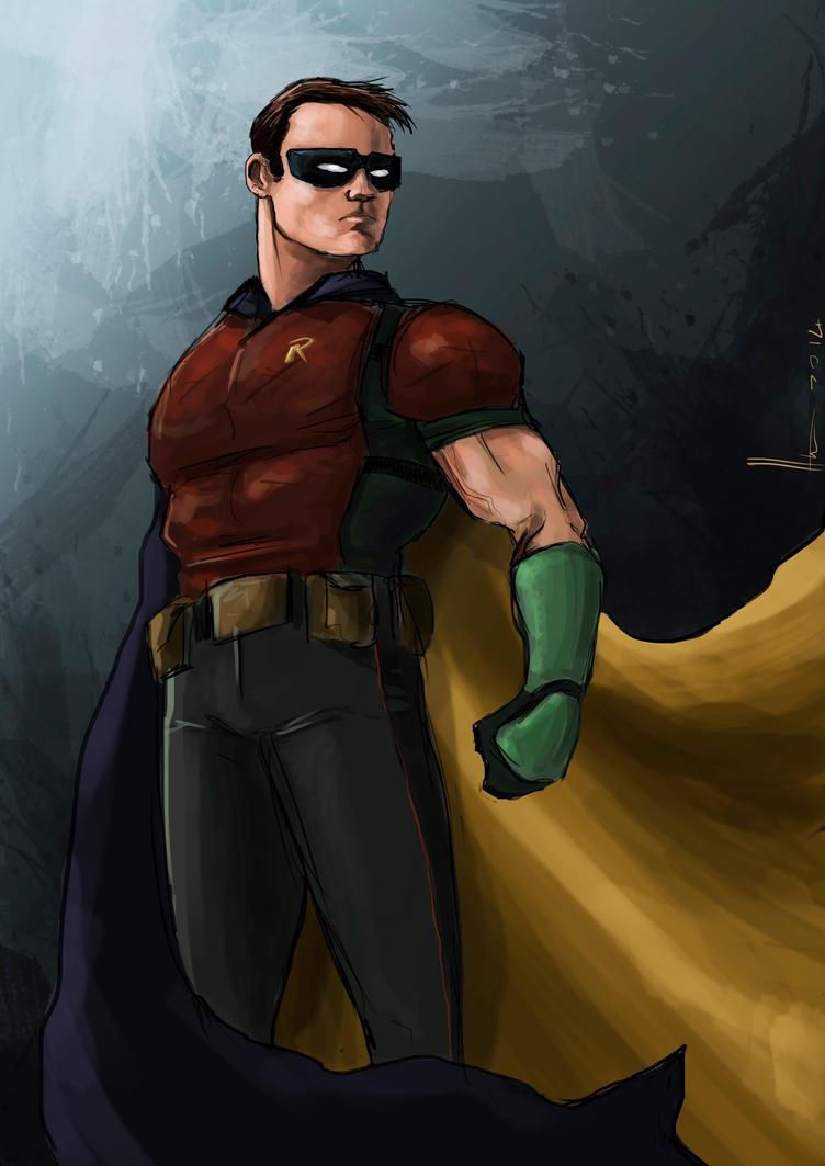 Robin by srlluis