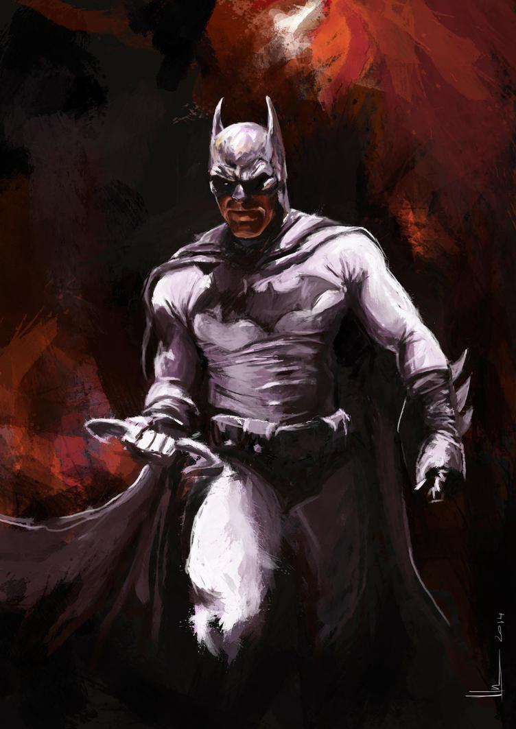 Batman DeadEnd homage! by srlluis