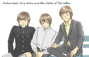 The Hollies 10