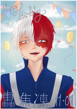 Happy Birthday, Shouto