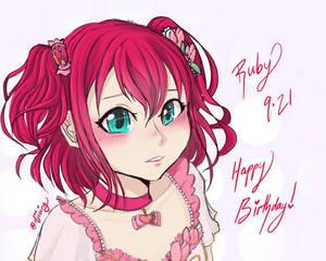 Happy Birthday, Ruby!
