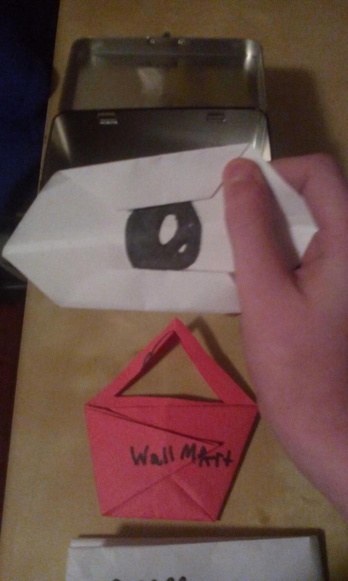 Blinking origami eye by 21wolfieproductions on deviantart blinking origami eye by 21wolfieproductions jeuxipadfo Choice Image