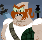Scotsman. (Samurai Jack.) by 21WolfieProductions