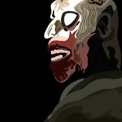 Resident Evil 1 Opening Zombie.. by 21WolfieProductions