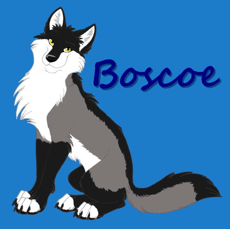 Boscoe new look by BoscoeXTokie