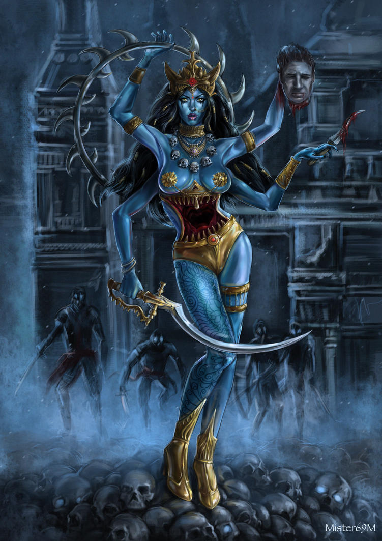 Kali by Mister69M