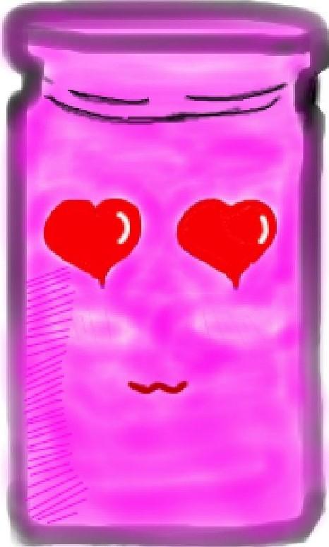 Love Jar Wallpaper : Love jar by kallou123 on DeviantArt