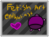 Fetish art Enthusiast Stamp by Amaara-Jayn