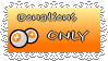 Donations only stamp (F2U) by Amaara-Jayn