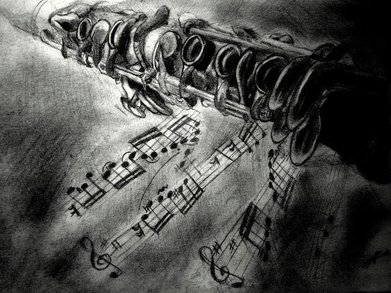 Clarinet By Pyreniem On DeviantArt