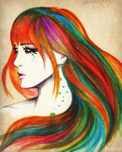Rainbow by nanokorea