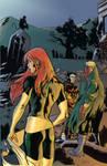 X-Men and WildCats
