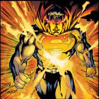 Superman by TiagoFox