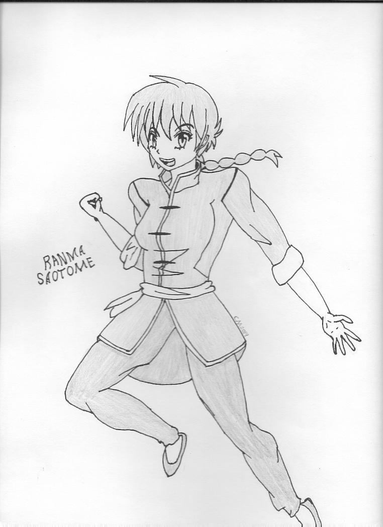 Ranma-Chan by SHAREtheWELT