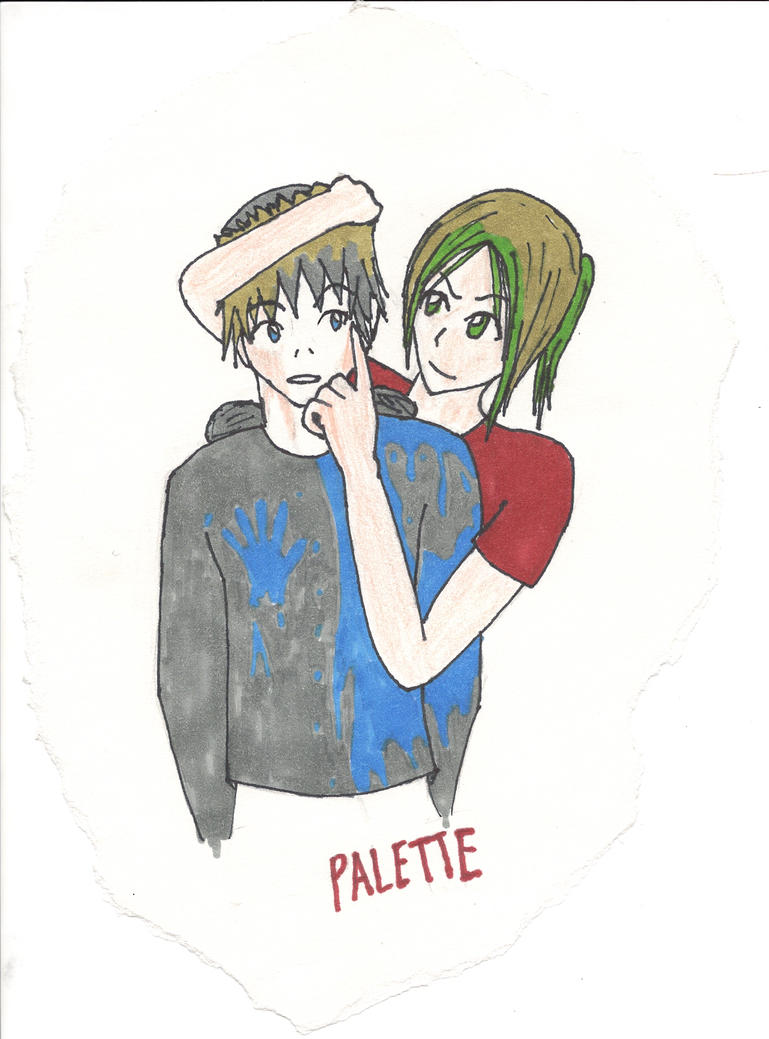 Palette by SHAREtheWELT