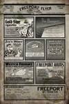 Avania Comic - Issue No.2, Back Cover by Tristikov