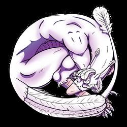 Sleepy LINDLE Raptor-ball
