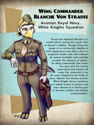 Avania Bio - Blanche Von Strauss