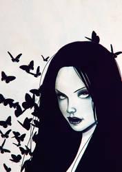 Butterflies by Jaaaiiro