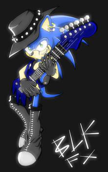 Neo Sonic Underground: Sonic