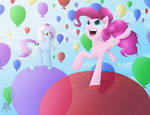 Request: Balloon hopping