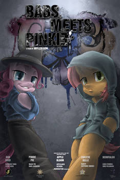 Babs meets Pinkie