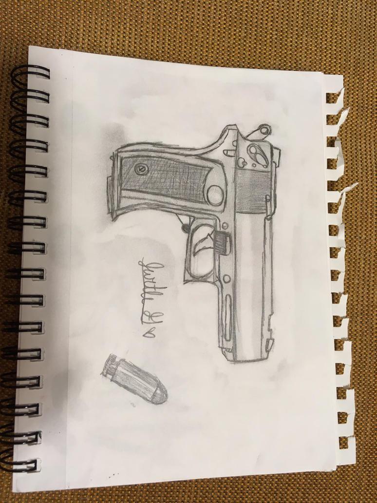 Gun by LemonEnchilada