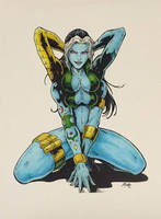 Hyitha Spectra by Mike Phillips by Troubleseeker