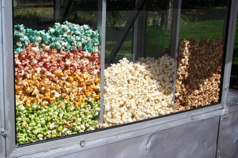 who wants popcorn??