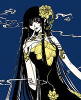 XXXHolic:Yuko by NightShinobi123