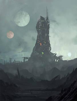 Sci-Fi Temple