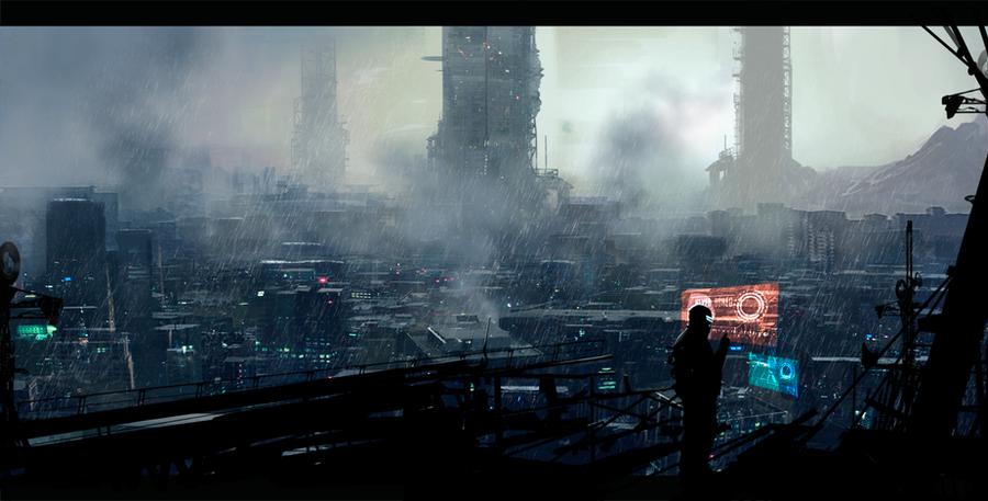 Metropolis by VictorMosquera